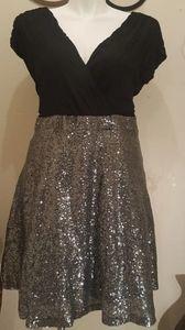 Torrid, Sequin Dress Plus Size 26